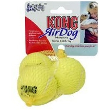 Kong Air Dog Squeakair Tennis Balls