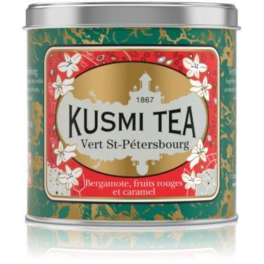 Kusmi Tea in St. Petersbourg