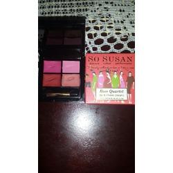So Susan Rose Quartet Lip and Cheek Cream