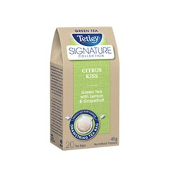 Tetley Signature Collection - Citrus Kiss