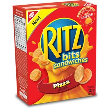 Ritz Bits sandwiches pizza