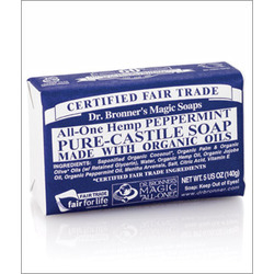 Dr Bronner's Peppermint Soap