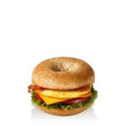 Tim Hortons BELT Breakfast Sandwich
