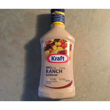 Kraft BBQ Ranch Salad Dressing