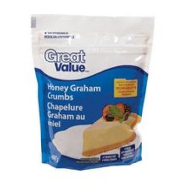 Great Value Graham Baking Crumbs
