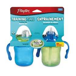 Playtex TrainingTime Starter Set Cups