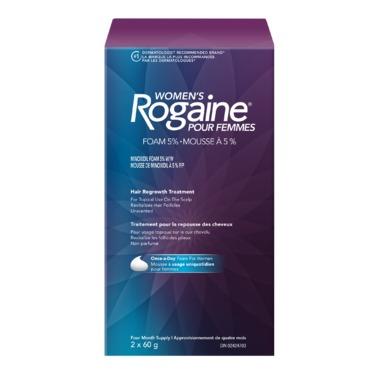 Women's ROGAINE® Foam 5%