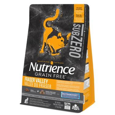 Cat Food Reviews >> Nutrience Grain Free Subzero Cat Food Reviews In Cat Food