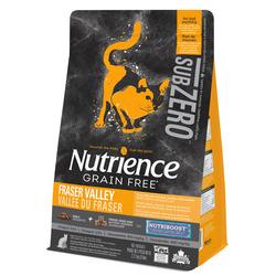 Nutrience Grain Free SubZero Cat Food