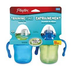 Playtex TrainingTime Soft Spout Cup