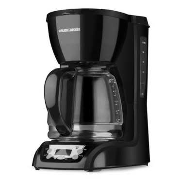 Black & Decker 12-Cup Programmable Coffeemaker