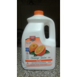 Western Family Orange juice no pulp