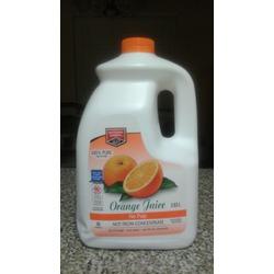 Western Family Orange juice no pulp
