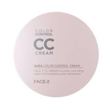 The Face Shop Face It Aura Color Control Cream