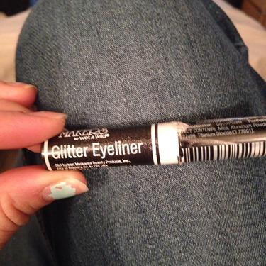 Wet n wild fantasy makers glitter eyeliner