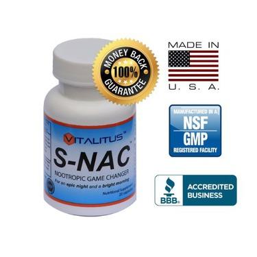 S-NAC - The Anti-Hangover Pill