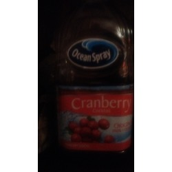 Ocean spray cranberry cocktail