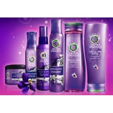 Herbal Essences Tousle Me Softly Spray Gel