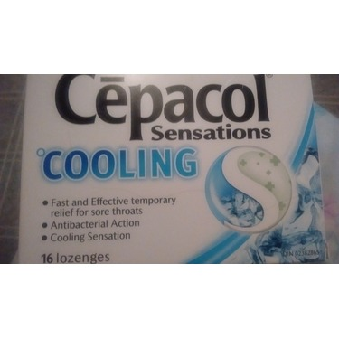 Cepacol sensations