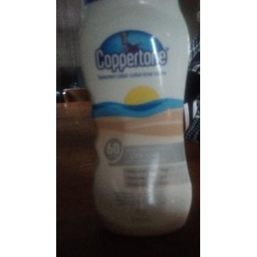 Coppertone sunscreen spf 60