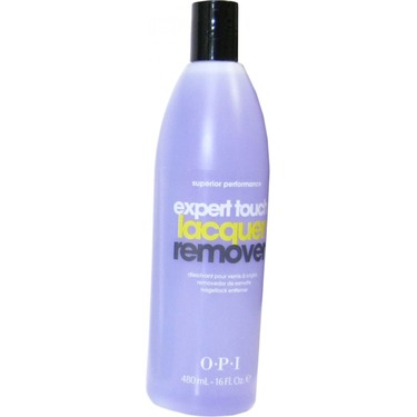 O.P.I. Expert Touch Lacquer Remover