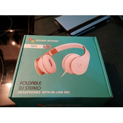 Sound Intone I65 Stereo Lightweight Foldable Headphones