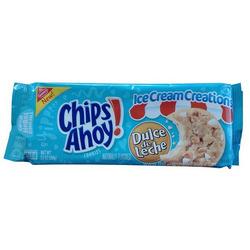 Chips Ahoy Ice Cream Creations Dulce de Leche