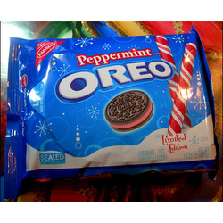 Peppermint Oreo