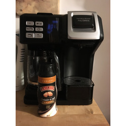 Baileys caramel coffee cream