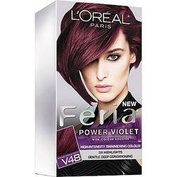 L'oreal Feria Power Violet V48