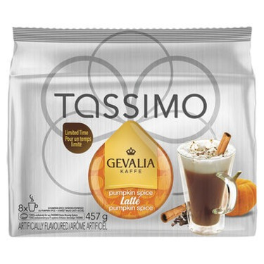 Tassimo Gevalia Pumpkin Spice Latte