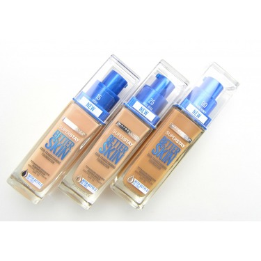 Maybelline New York Super Stay Better Skin Foundation
