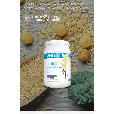 Vega Protein and Greens, Vanilla