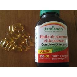 Jamieson Salmon & Fish Oils Omega-3 Complex