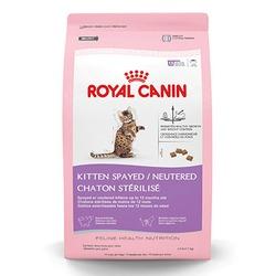 Royal Canin Kitten Spayed/Neutered