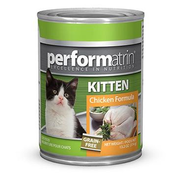 Performatrin Kitten Grain Free Chicken Formula