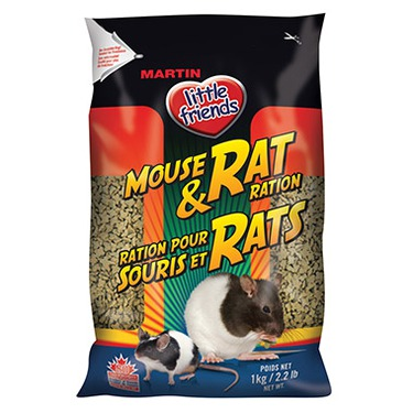 Martin Little Friends - Mouse and Rat Ration