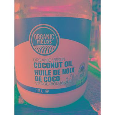 Organic Fields Organic Virgin Coconut Oil