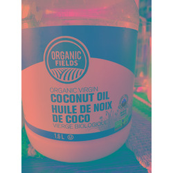 Organic Fields Organic Virgin Coconut Oil