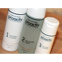 pro active acne face medication