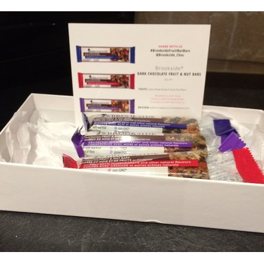 Brookside Dark Chocolate Fruit & Nut Bars - Blueberry with Acai