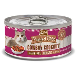 Merrick Purrfect Bistro Cowboy Cookout