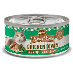 Merrick Purrfect Bistro Chicken Divan