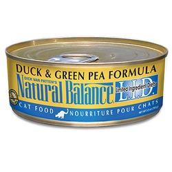 Natural Balance LID Duck & Green Pea Formula