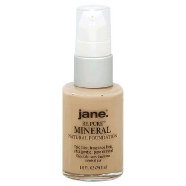 Jane Be Pure Mineral Natural Foundation