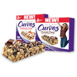 Curves Chewy Granola Bars
