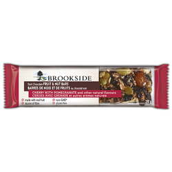 Brookside Dark Chocolate Fruit & Nut Bars - Cherry with Pomegranate