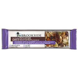 Brookside Dark Chocolate Fruit & Nut Bars - Cranberry with Blackberry