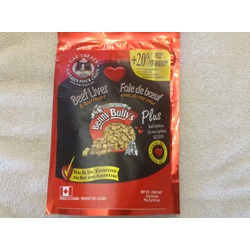 Benny Bully's Beef Liver & Real Heart Cat Treats