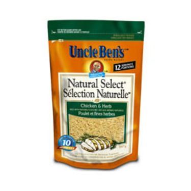 Uncle Ben's Natural Select Chicken and Herb